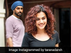 <I>Manmarziyaan</I> Box  Office Collection Day 5: Abhishek Bachchan And Taapsee Pannu's Film Earns Rs 17.50 Crore