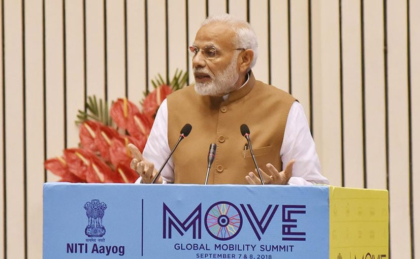 Stable Electric Vehicle Policy Coming Soon: PM Modi - NDTV