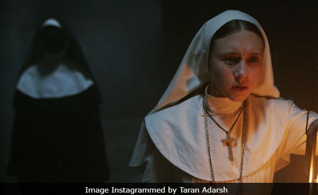 The Nun Is 'Electrifying' Indian Box Office As Well As International