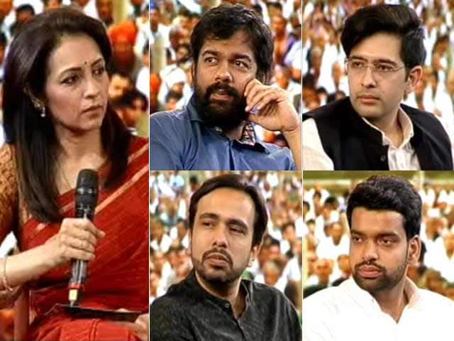 Video : NDTV युवा : 2019 की नई पीढ़ी के जानिए क्या हैं विचार