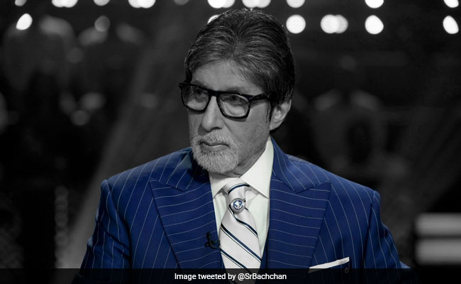 Kaun Banega Crorepati 10, Episode 6: This Contestant Can't Stop Chatting With Amitabh Bachchan