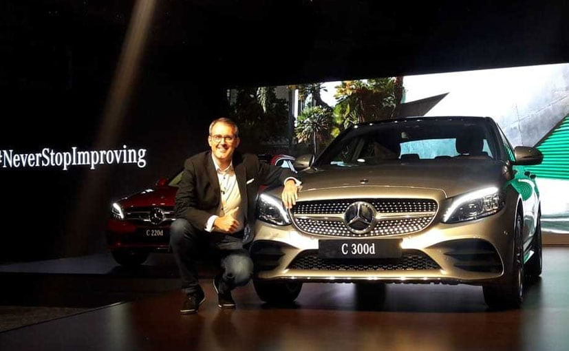 2018 Mercedes Benz C Class Facelift Launched In India Prices Start