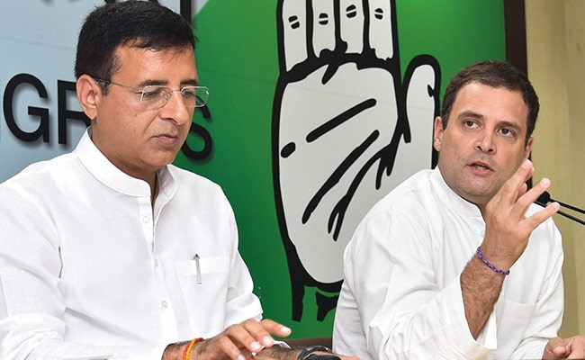 Congress Leaders Discuss Possible Alliances In States For 2019 Polls
