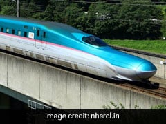 Farmers' Pleas Against Land Acquisition For Bullet Train Rejected