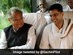 Congress Releases List For Rajasthan; Sachin Pilot, Ashok Gehlot To Fight