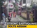 Video: Earthquake Of 5.5 Magnitude Hits Assam, Tremors Felt In Bengal And Bihar