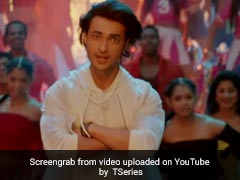 <I>Loveratri</I> New Song: Aayush Sharma's <I>Rangtaari</I> Is The Perfect Festival Track