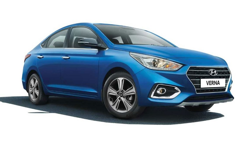 The Hyundai Verna now comes with some additional features and new colours