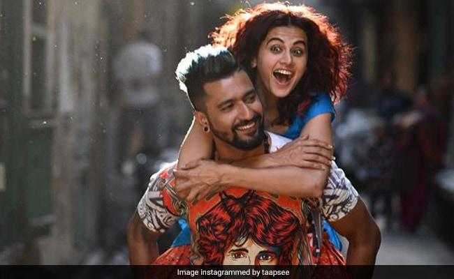 Manmarziyaan Movie Review: तापसी-विक्की ने खूब की 'मनमर्जियां', लव ट्रायंगल के बीच में पिसे अभिषेक बच्चन