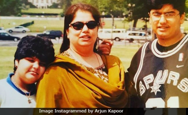 Arjun Kapoor's Emotional Post For His Family Will Make You A Bit Teary