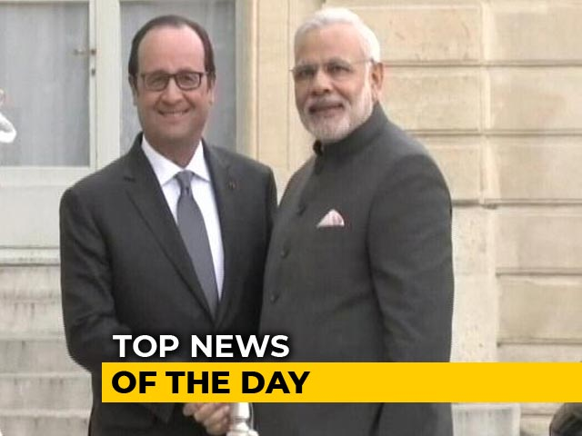 Video : The Biggest Stories Of September 21, 2018