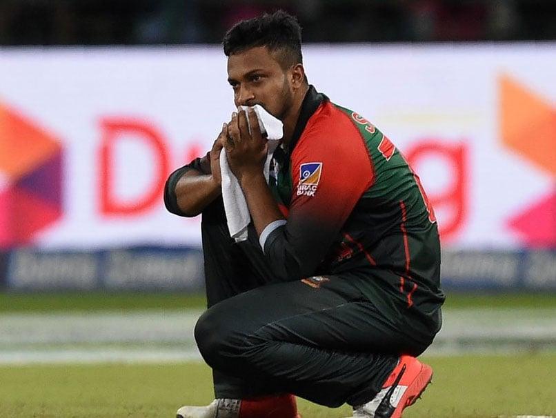 Asia Cup 2018: इस कारण शाकिब हल हसन भारत के खिलाफ फाइनल से पहले ही बांग्लादेश वापस लौटे