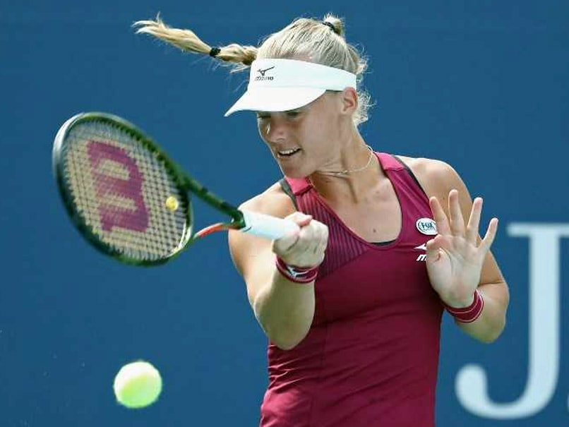 Kiki Bertens Defeats Ajla Tomljanovic To Secure Korea Open Win