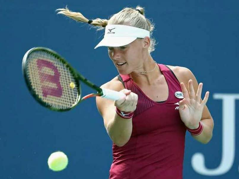 Kiki Bertens Defeats Ajla Tomljanovic To Secure Korea Open Win