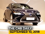 Lexus ES 300h, Ford EcoSport Recall, EV Policy, Ather 450 Electric Scooter