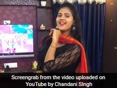 भोजपुरी एक्ट्रेस चांदनी सिंह ने हरियाणवी सॉन्ग पर उड़ाया गरदा, Video हुआ वायरल