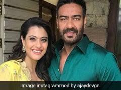 अजय देवगन ने पोस्ट किया बीवी काजोल का मोबाइल नंबर, ट्विटर पर मचा हड़कंप; पढ़ें 8 रिएक्शन