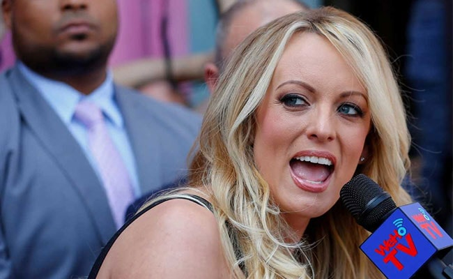 'I May Never Have A Normal Life Again,' Says Stormy Daniels In Interview