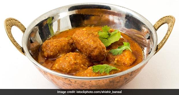 Vegetarian Nargisi Kofta