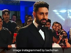 <I>Manmarziyaan</I> Star Abhishek Bachchan Reveals Trivia About Wife Aishwarya And Toronto
