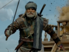 <I>Thugs Of Hindostan</i> Trailer, People. It's An Aamir Khan Vs Amitabh Bachchan Blockbuster. Which Side Is Katrina Kaif On?