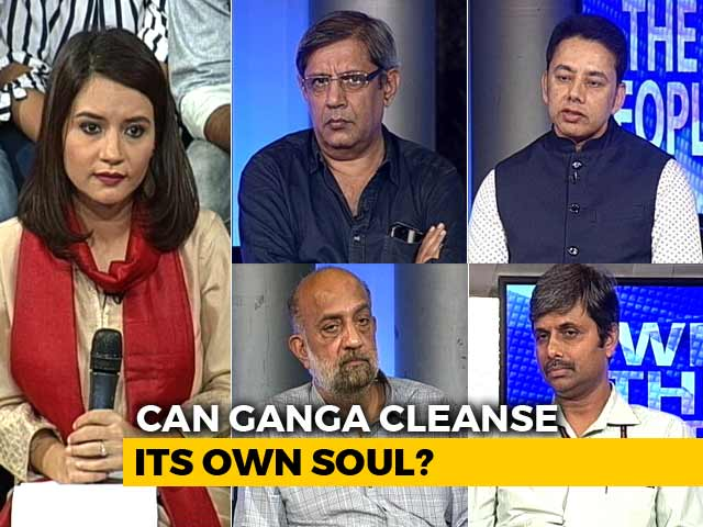 Video : We The People: The Gap In Ganga Cleanup