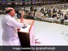 Environment-Related Challenges Getting Deeper With Time: Rajnath Singh