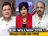 "Video: BJP's 2019 Strategy: ""Must Win Every Booth"""