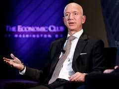 "Donald Trump Should Be ""Glad"" Of Media Scrutiny: Amazon's Jeff Bezos"