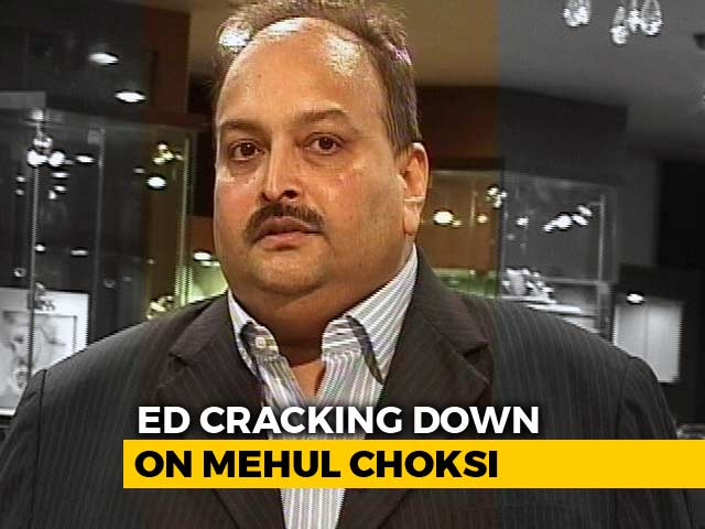 Video : Mehul Choksi Illegally Held Indian And Antiguan Passports: Investigators