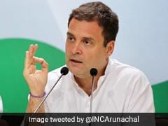 <i>Chowkidar</i> Took Money From Poor, Gave To Anil Ambani: Rahul Gandhi