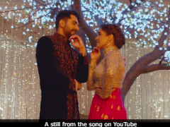 <I>Badhaai Ho</I> Song <I>Morni Banke</I>: Ayushmann Khurrana And Sanya Malhotra Present This Year's Party Anthem
