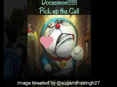 Doraemon Takes Over UPSC Website For Several Hours After Reported Hack