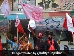 Left Unity Sweeps JNU Student Union Elections, Wins All 4 Key Posts