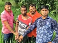 कत्ल के आरोपी के पीछे 10 किलोमीटर तक दौड़ी पुलिस, आखिरकार पकड़ा गया