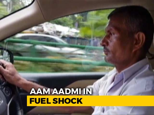 Video : With Fuel Prices On Fire, Ordinary Indians Feel The Heat
