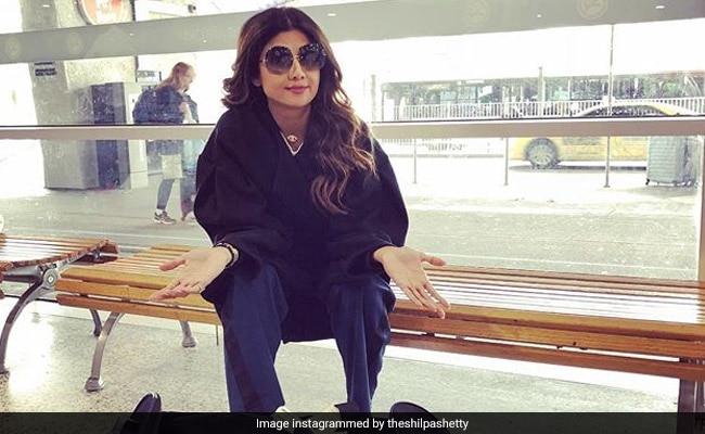 Shilpa Shetty Racist Encounter