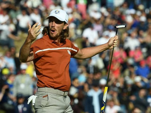 Ryder Cup: Tommy Fleetwood, Francesco Molinari Keep Europe On Track