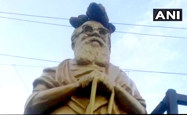 Statue Of EV Ramasamy Periyar Vandalised In Tamil Nadu