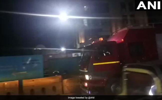 Fireman Injured In Fire At Industrial Unit In Mumbai's Andheri