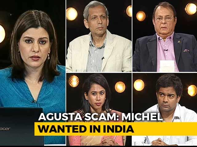 Video : Twist In AgustaWestland Case: No Court Order To Extradite Michel