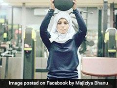 ये हैं हिजाब वाली बॉडीबिल्डर मुस्लिम लड़की, रिंग में देखकर सभी के छूट जाते हैं पसीने