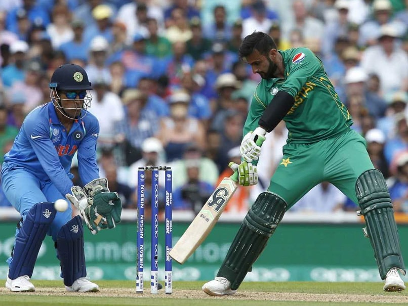 Watch: Dhoni Greeted With 'Respect' By Pakistan All-Rounder Shoaib Malik
