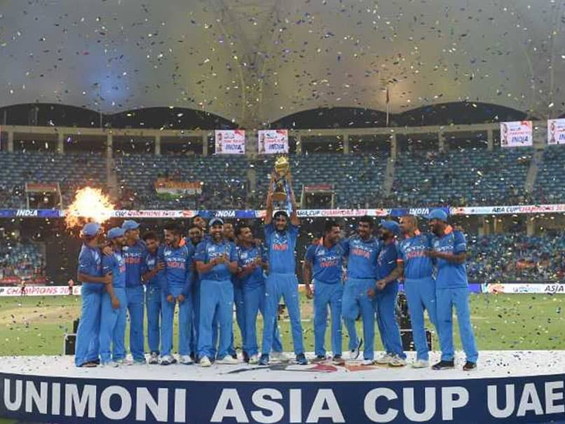 India Beat Bangladesh In Thrilling Finale To Retain Asia Cup Title