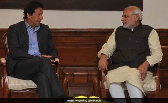 India-Pak Foreign Ministers To Meet In New York, After Imran Khan Request