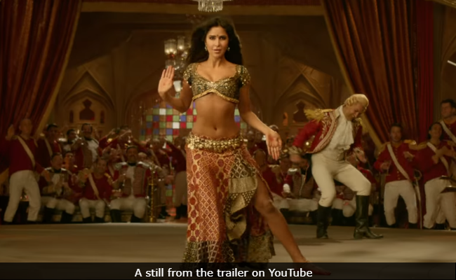 Katrina Kaif Counts The Ways Thugs Of Hindostan Is Different From Her Last Film Tiger Zinda Hai