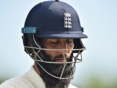 "Moeen Ali Claims He Was Called ""Osama"" By Australian Player During Ashes 2015"