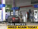 Video: Petrol Rates Surge Again, Diesel Prices Unchanged