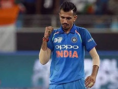 Yuzvendra Chahal's Fine On-Field Gesture During India vs Pakistan Goes Viral