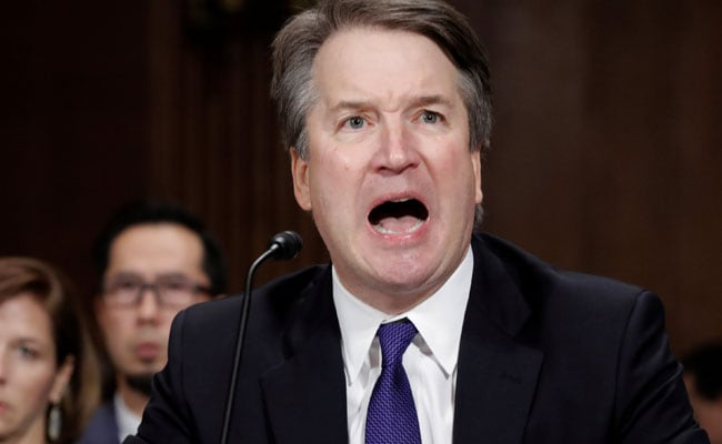 'Belligerent' Brett Kavanaugh Started Bar Fight During College: Classmate